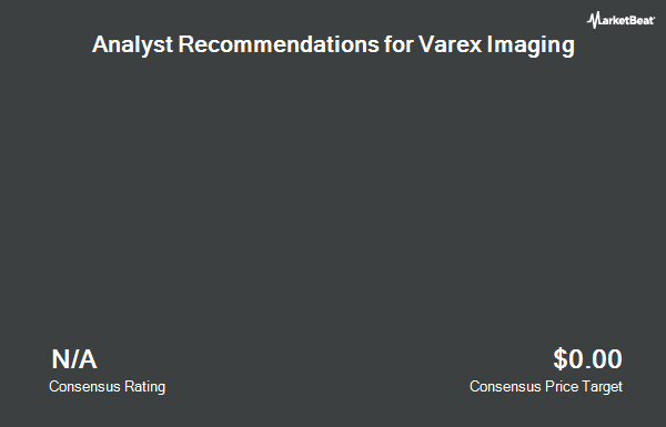Analyst Recommendations for Varex Imaging (NASDAQ:VREX)