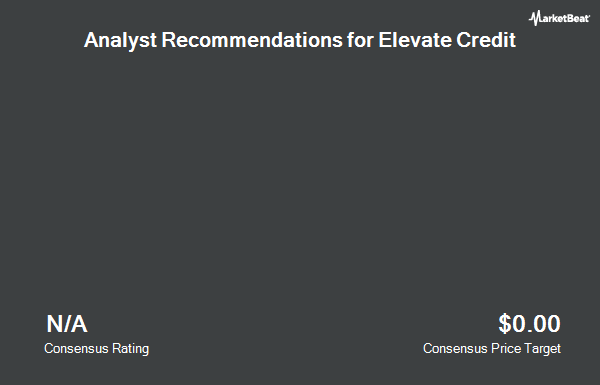 Analyst Recommendations for Elevate Credit (NYSE:ELVT)