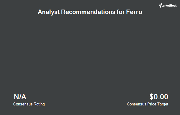 Analyst Recommendations for Ferro (NYSE:FOE)