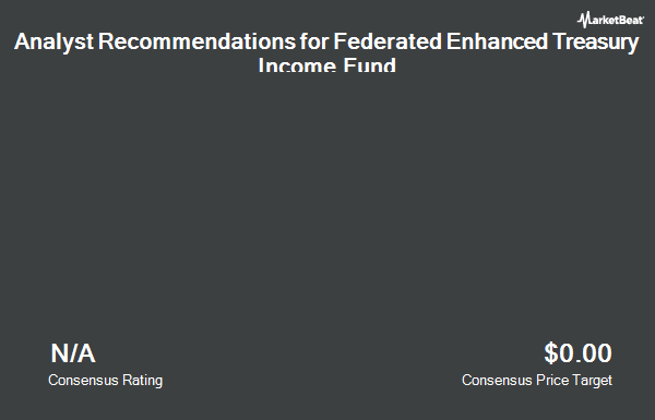 Analyst Recommendations for Federated Enhanced Treasury Income Fund (NYSE:FTT)