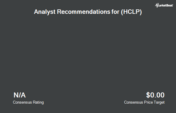 Analyst Recommendations for Hi-Crush Partners (NYSE:HCLP)