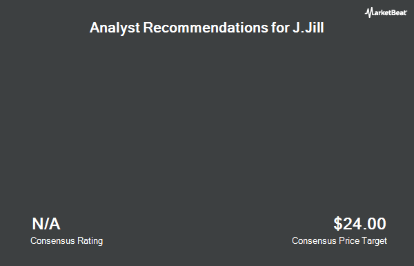 Analyst Recommendations for J.Jill (NYSE:JILL)