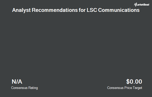 Analyst Recommendations for LSC Communications (NYSE:LKSD)