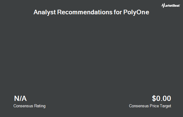 Analyst Recommendations for PolyOne (NYSE:POL)