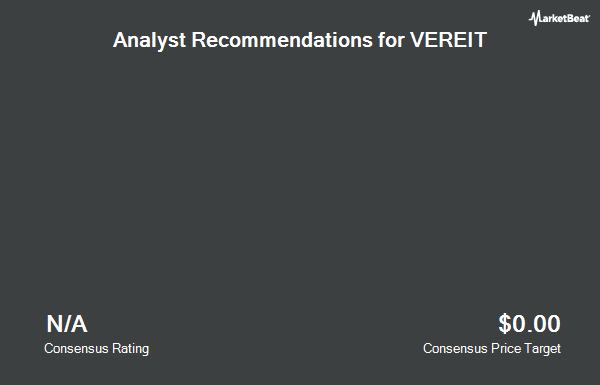 Analyst Recommendations for Vereit (NYSE:VER)