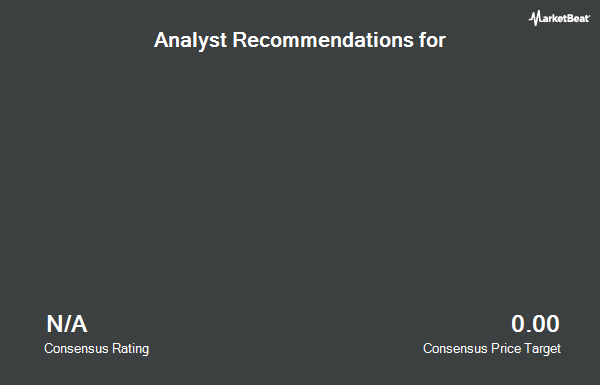 Analyst Recommendations for Encana (TSE:ECA)