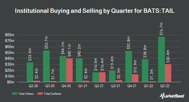 Institutional Ownership by Quarter for Cambria Tail Risk ETF (BATS:TAIL)