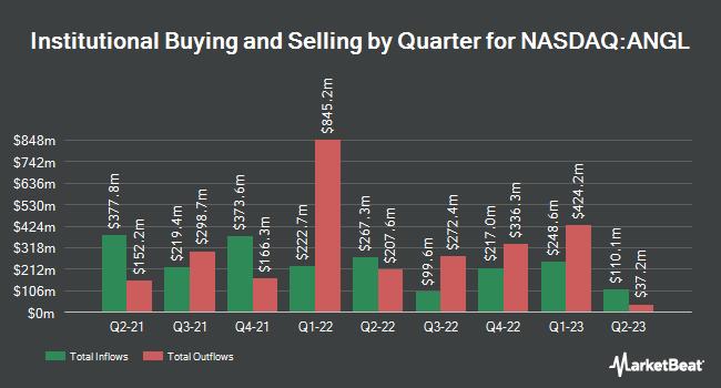 Institutional Ownership by Quarter for VanEck Vectors Fallen Angel High Yield Bond ETF (NASDAQ:ANGL)