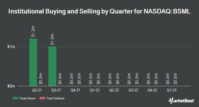 Institutional Ownership by Quarter for Invesco BulletShares (R) 2021 Municipal Bond ETF (NASDAQ:BSML)
