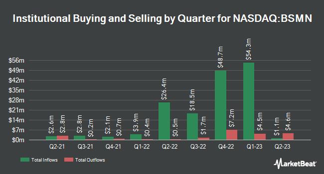 Institutional Ownership by Quarter for Invesco BulletShares (R) 2023 Municipal Bond ETF (NASDAQ:BSMN)