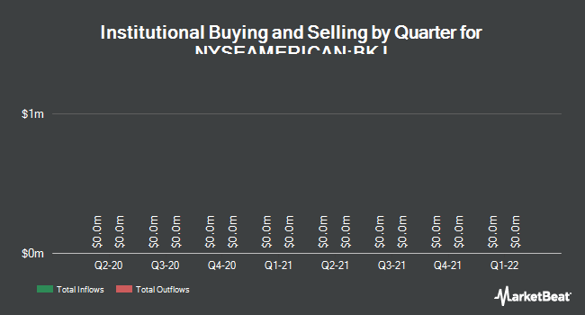 Institutional Ownership by Quarter for Bancorp of New Jersey (NYSEAMERICAN:BKJ)