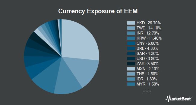 Currency Exposure of iShares MSCI Emerging Markets ETF (NYSEARCA:EEM)