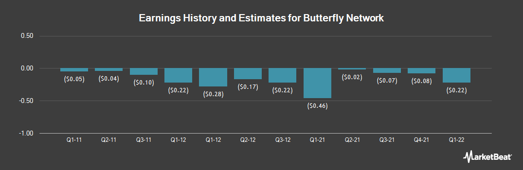 Earnings by Quarter for Bluefly (NASDAQ:BFLY)