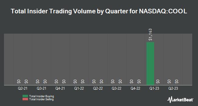 Insider Trades by Quarter for Majesco Entertainment (NASDAQ:COOL)